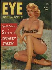 Anita Ekberg #128 - Mag. Cover