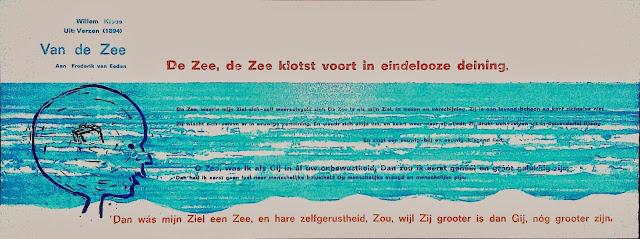 Van de Zee, Willem Kloos