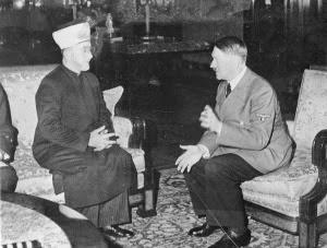 Gran Mufti di Gerusalemme e Hitler nel 1941