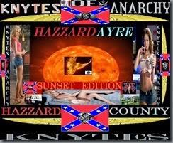 HAZZARD AYRE SUNSET EDITION