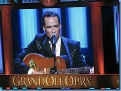 9819 Nashville, Tennessee - Grand Ole Opry radio show - Monte Warden