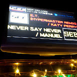 never say never by MANUEL in Roppongi, Tokyo, Japan