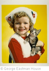 '[PARENTS MAGAZINE, GIRL WITH CAT]' photo (c) 2008, George Eastman House - license: http://www.flickr.com/commons/usage/