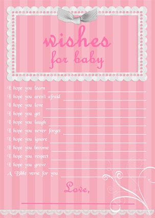 wishes for baby 5x7 jpg