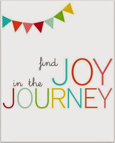 joy in journey