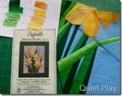 Daffodil WiP