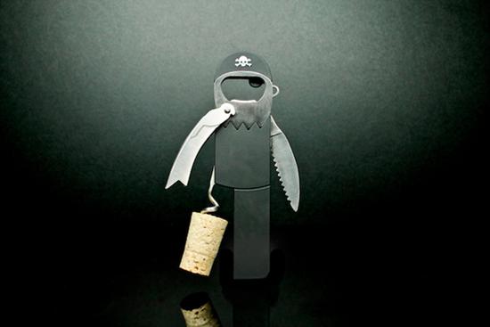 Abridor de garrafa pirata 02