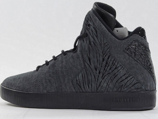 Upcoming Nike LeBron XI NSW Lifestyle in All Black