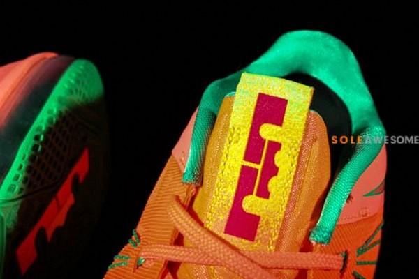 Nike Air Max LeBron X Low Watermelon 579765801