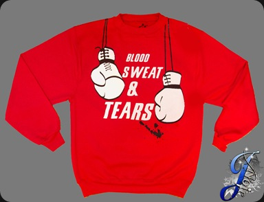 Blood Sweat & Tears Crewneck