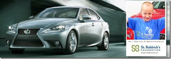 Lexus & St. Baldrick