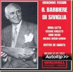Rossini Barbero De Sabata