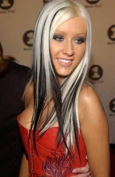 Christina Aguilera Hairstyles For 2015