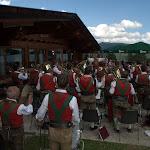 Almkonzert Thurntaler 2012
