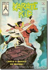P00005 - Karate Kid v1 #5
