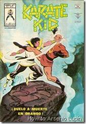 P00005 - Karate Kid v1 #5