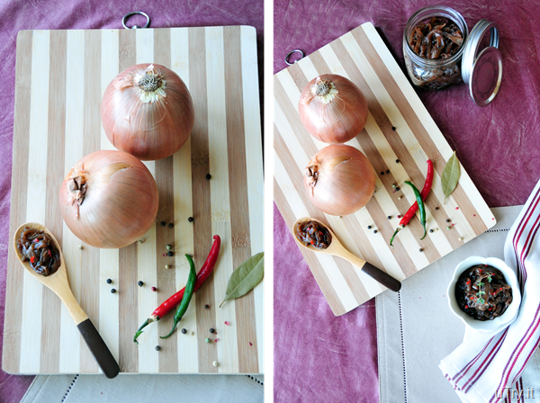 Onion Chutney Combine