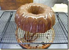crunchie cake5