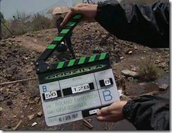 Godzilla 1998 Clapboard