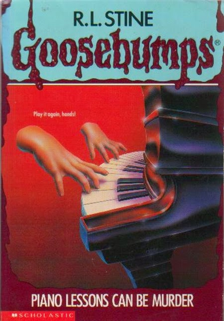 Goosebumps Piano Lessons Can Be Murder 4