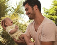 famosos - foto 7 - Sidney Sampaio e o filho Leonardo
