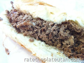 Great Steak &amp; Cheese Sandwich