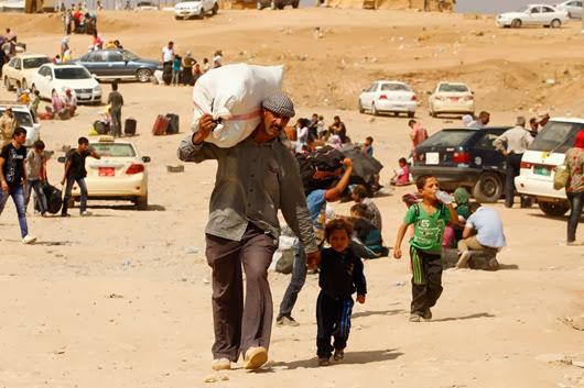 SYRIA-CRISIS/REFUGEES