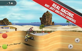 Screenshot of Mad Skills Motocross