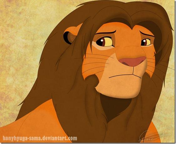 El Rey León,The Lion King,Simba (77)