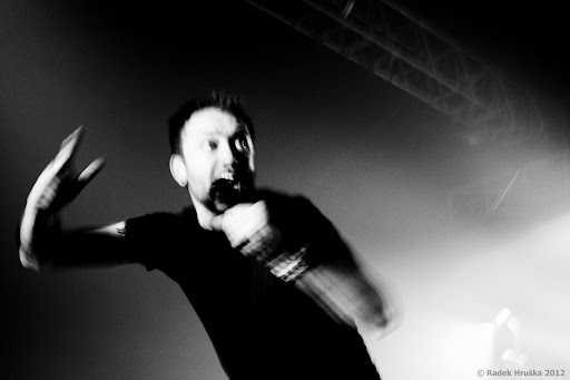Rise Against (USA) @ Incheba Arena, Prague