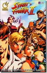 P00006 - Street Fighter II No.21 -