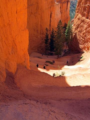 Bryce Canyon Navajo Peekaboo Trail 032