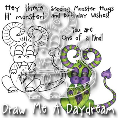 DMAD - Lil Monster Set - JPG
