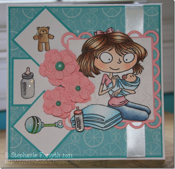 Cute Card Thursday June 24, 2011
