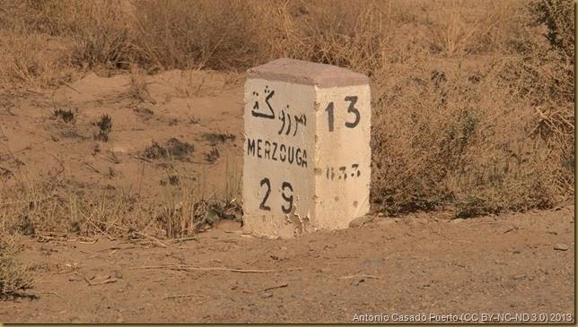 Merzouga ya no está lejos