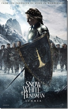 snow white huntsman poster 4