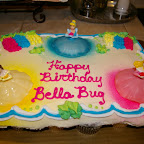 Bella's Birthday Party - 2010