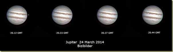24 March 2014 Jupiter