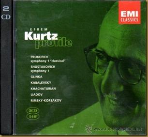 Prokofiev Sinfonía Clásica Kurtz