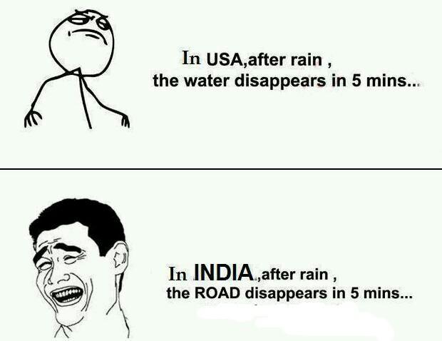 usa vs india