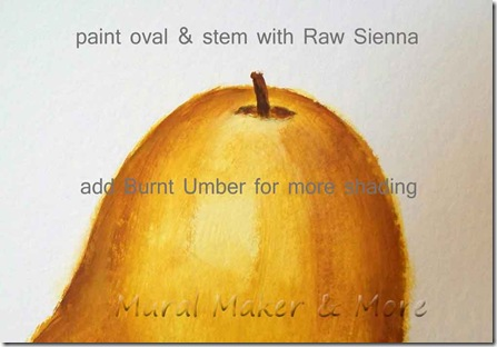 how-to-paint-pear-3
