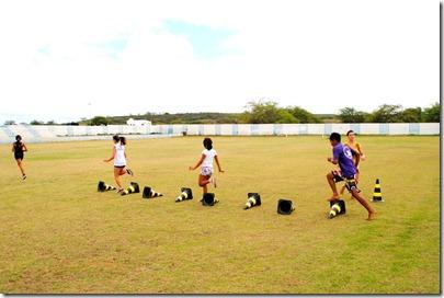 Escolas Municipais de Campo Redondo preparam atletas para fase final dos Jerns 2013 3