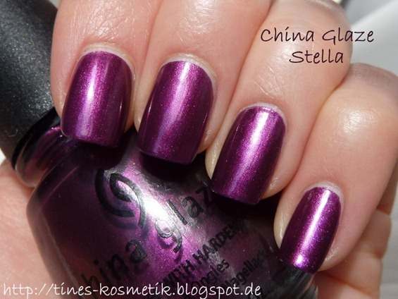China Glaze Stella 1