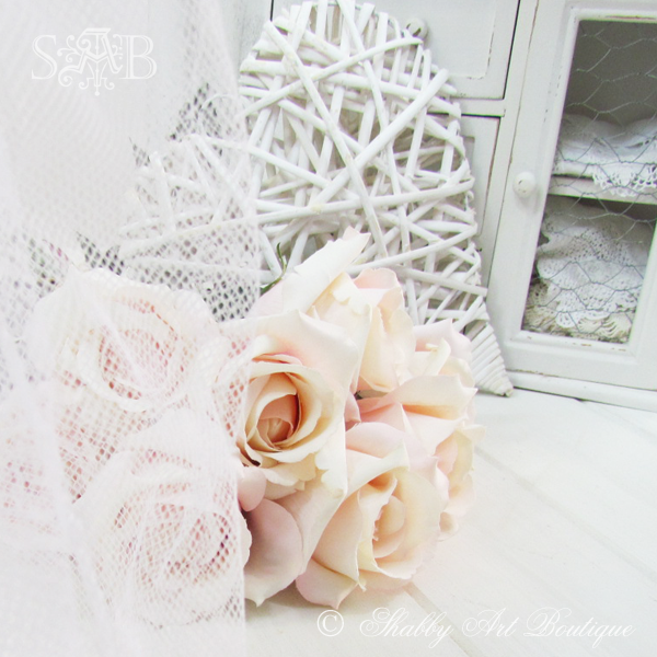 Shabby Art Boutique summer roses 1