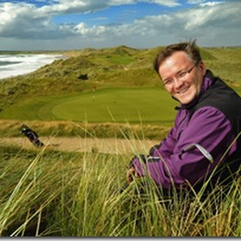 John Dooley PGA Pro Coaching Readers Prize and DECGA Winner