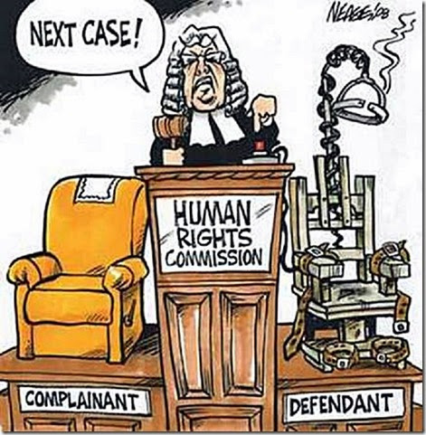 HRC on Free Speech Punishment
