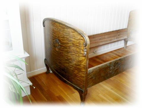 den gamle senga