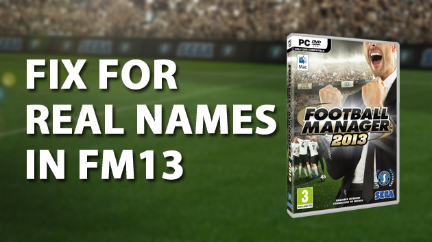 Fix for real names in FM13