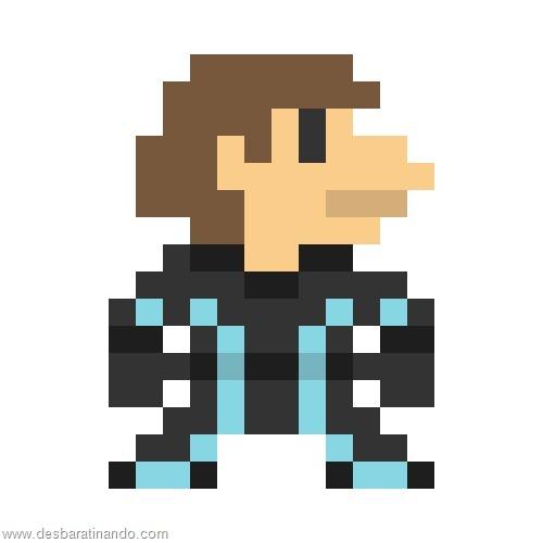super herois e viloes em 8 bits tron (2)