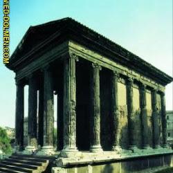 41 - Templo de la Fortuna Viril en Roma